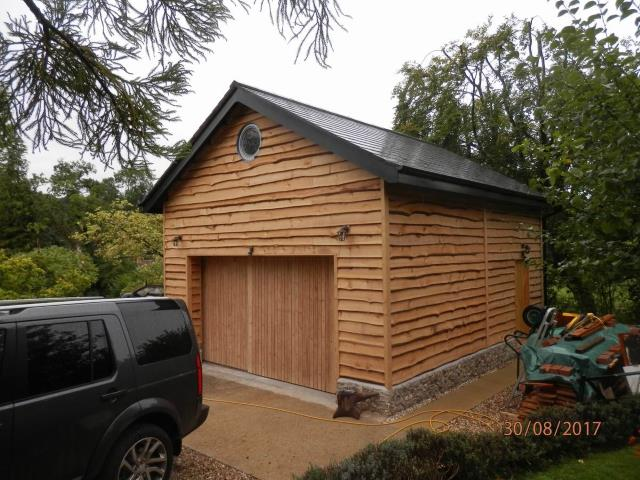 54 Waney edge Cedar Cladding Co2Timber