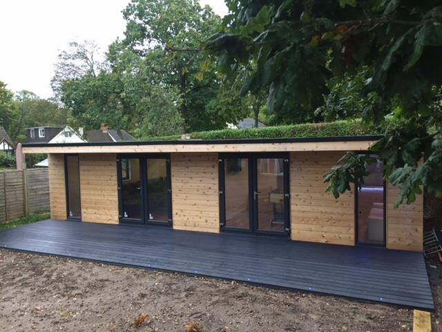 55 Cedar Rain Screen Cladding Co2Timber