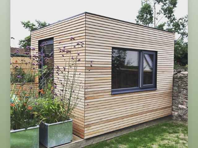 Co2 Timber Red Grandis Cladding 88