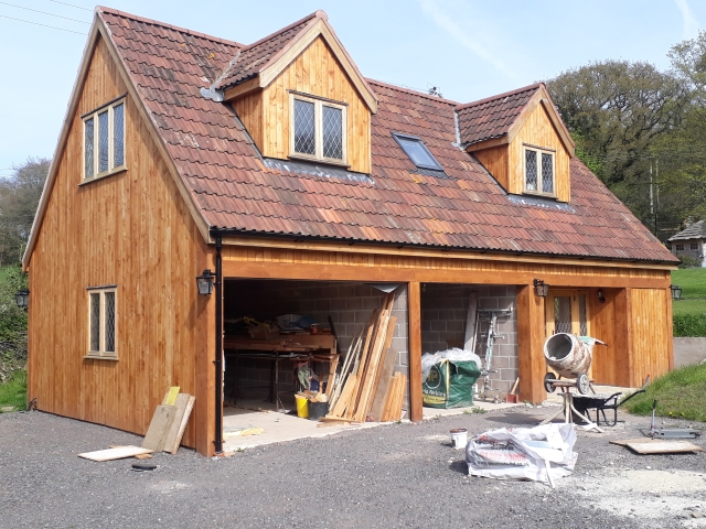 Co2 Timber UK Larch Shadow Gap 107