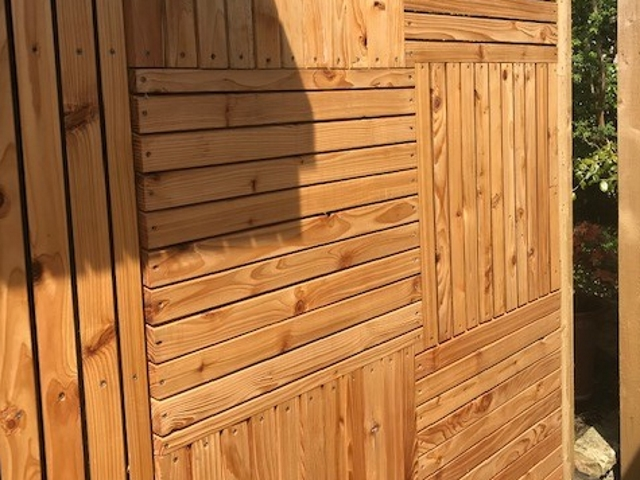 Co2 Timber Cedar Cladding Rainscreen 117