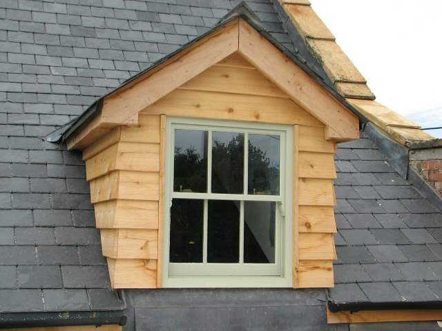 Co2 Timber cedar windows