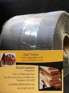 Co2timber Stainless Steel Cladding Mesh