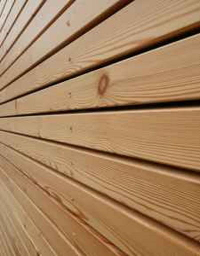 Co2timber open joint fencing